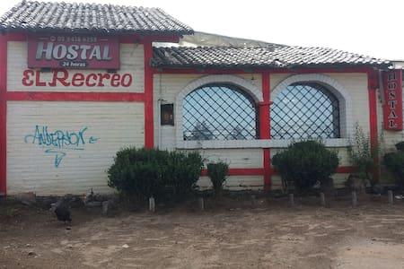 AVENTURA EN EL  HOSTAL EL RECREO