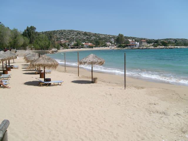Quiet location close to the beaches of Almyrida