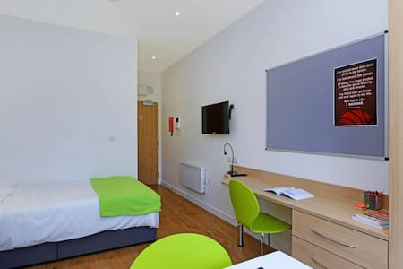 Luxury Studios near University (No.3) - Huddersfield