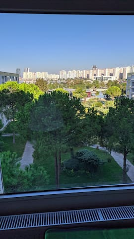 2 Bdrm apartment in Atakent Tram station infront