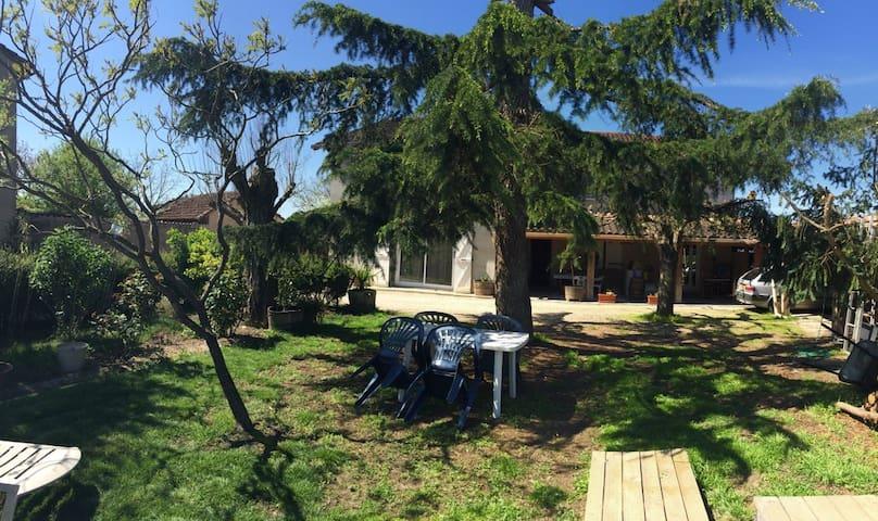 Chez Vincent - Lavaur - อพาร์ทเมนท์