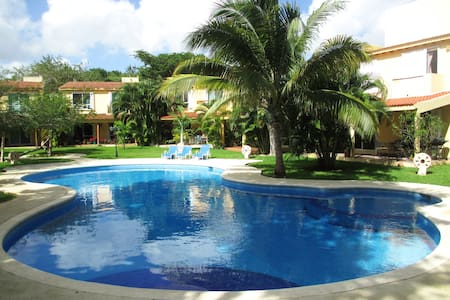 Bikes, Beach, Beautiful - 4 bdr Villa in Playacar! - Playa del Carmen