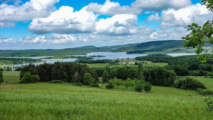 Les Gites Cathares du Lac de Montbel - CARPE DIEM
