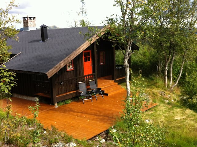 Skaubu, quiet retreat in the mountains of Telemark