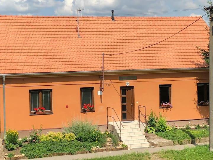 Penzion Adamčík - čtyřlůžkový pokoj 4