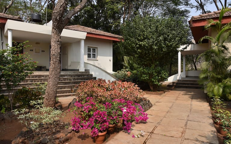 Cottage with meals in Dr. Modi's Resort