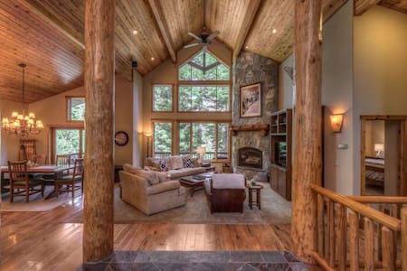 NEW LISTING Luxurious Home Prime Northstar Spot