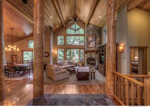 Luxurious Home Prime Northstar Spot