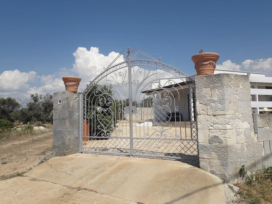 Villa Al Mare Mancaversa Airbnb