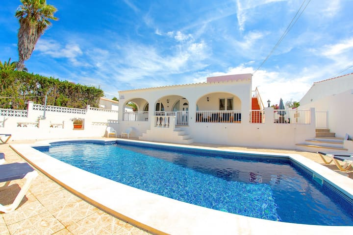 Villa Yolanda - Seaside Villa Rental on Menorca Island