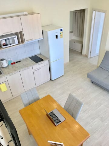 Light room апартаменты повышенного комфорта