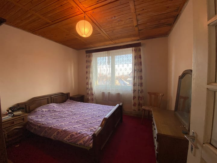 Lovely room in an old house near Dracula's Castle*