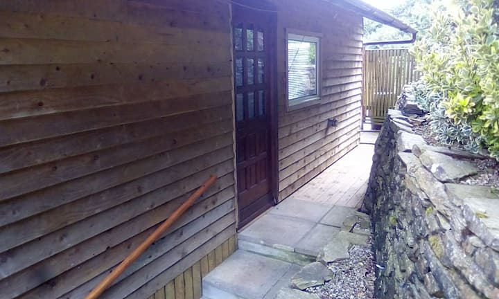 The Cabin, Falmouth, 2 min walk to Waterfront