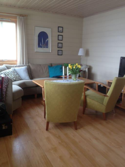 Koselig stue