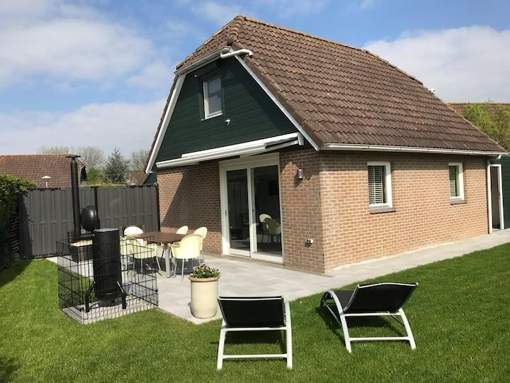 Moerellahof vrijstaand vakantiehuis bij VeerseMeer