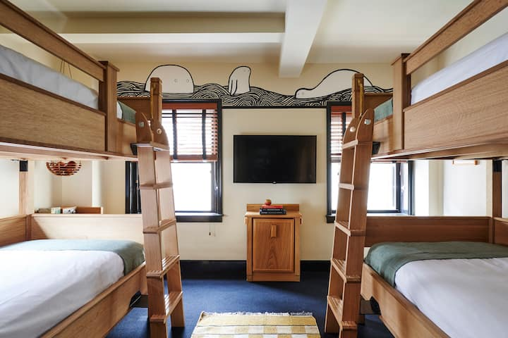 Freehand New York - Private Bunk Room