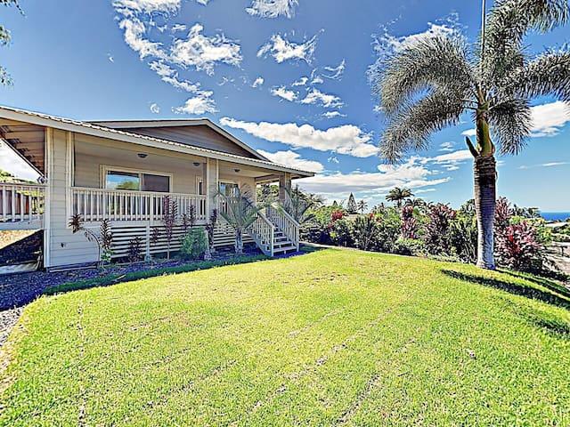 Breezy Retreat-Sunset & OceanView Waikoloa Village