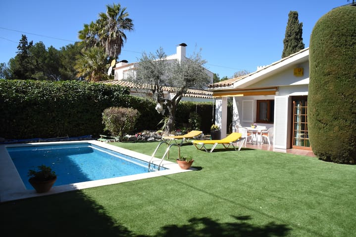 Cozy House with privat pool &garden - Can Macià - Casa