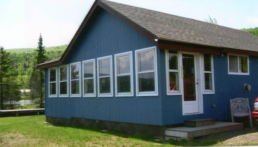 Wickiup Cabin