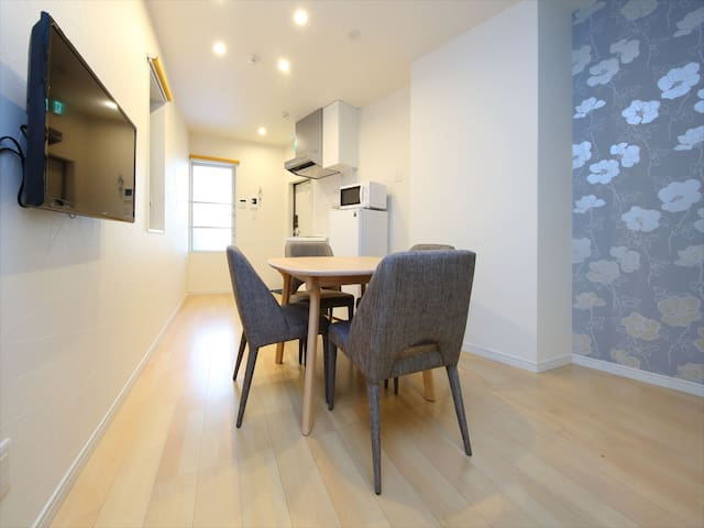 Great location,Quite studio apartment near Shibuya