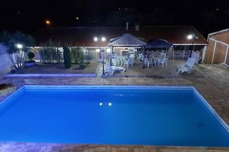 Casa Temporada com piscina em Atibaia