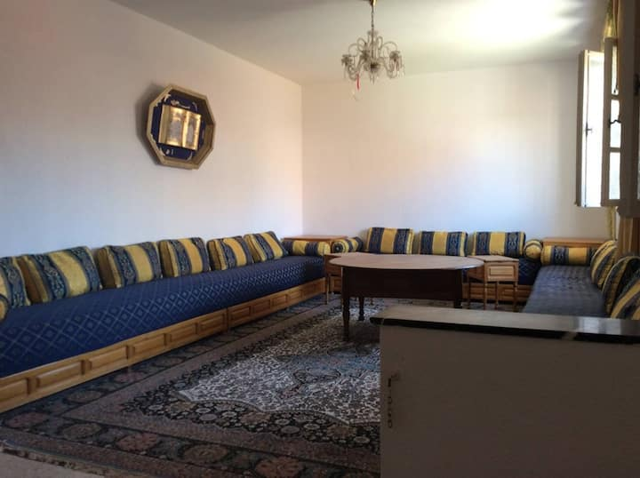 Beautiful villa near sidi bouzid