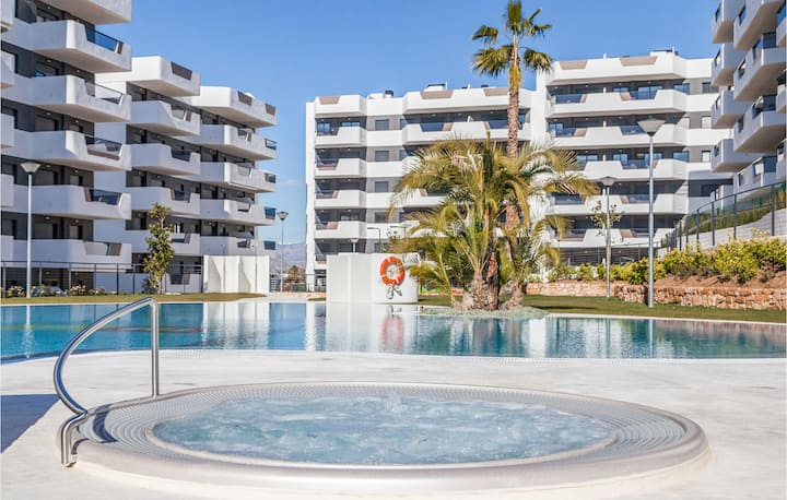 Holiday apartment with 2 bedrooms on 62m² in Arenales del Sol