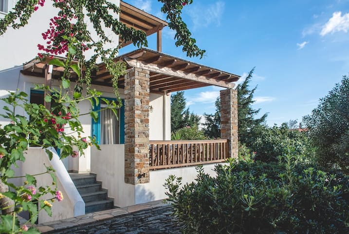 Andros Maisonettes - SUPERIOR VILLA - Andros - Casa