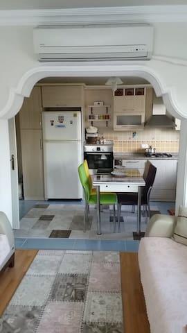 LÜX EŞYALI KİRALIK DAİRE - Karasu - Lägenhet