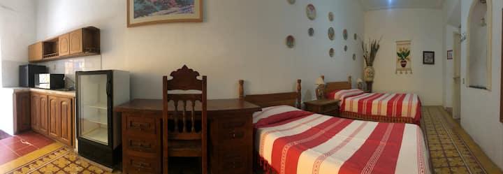 departamento con baño en el centro de Guanajuato