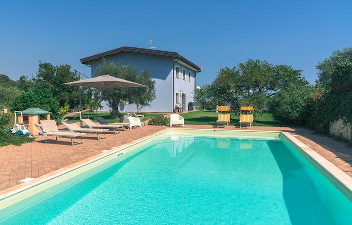 Fantastica Villa dei Limoni ETNA - MARE