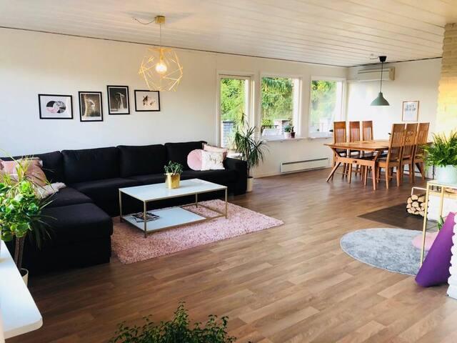 Villa Aspeboda - Golf, Ski & Relax