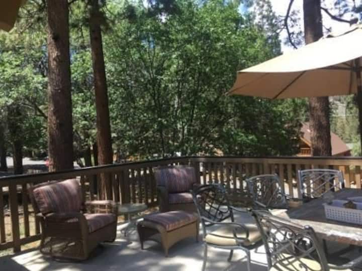 Kid Friendly Wrightwood Mountain Escape