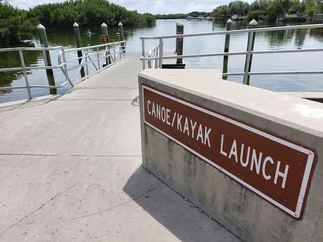 Florida Get Away!! Kayaking!!