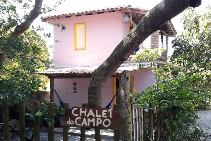 Chalé -Casa - Caraíva-Ba.