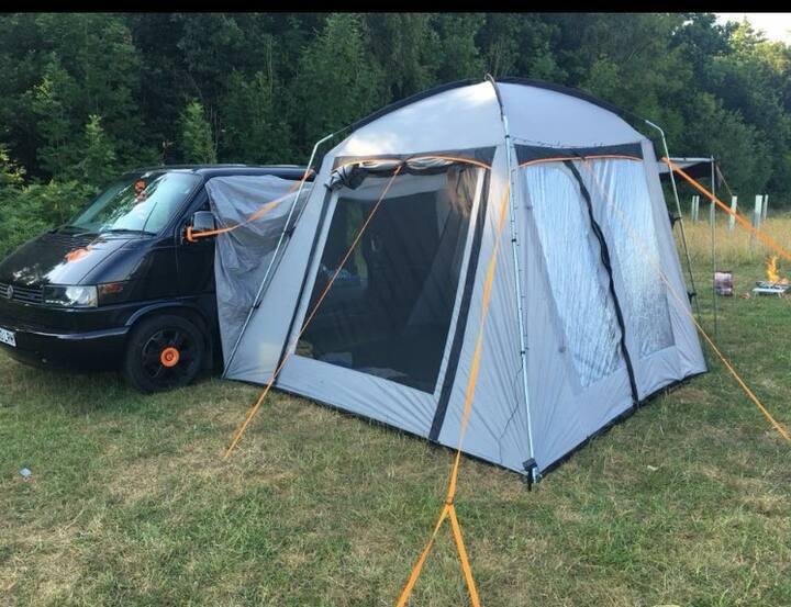 The T4 Camper van experience