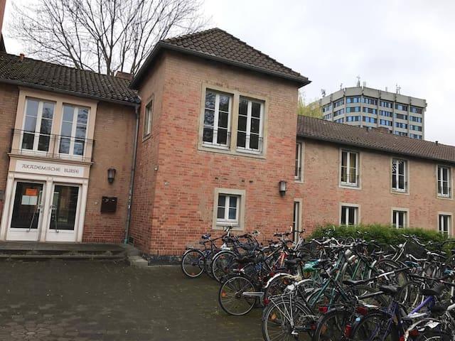 Perfektes Uni-Lage Zimmer - Göttingen - Overig