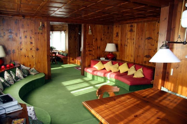 """Elegante appartamento """"VIP"""" centrale Villa Regnera"""