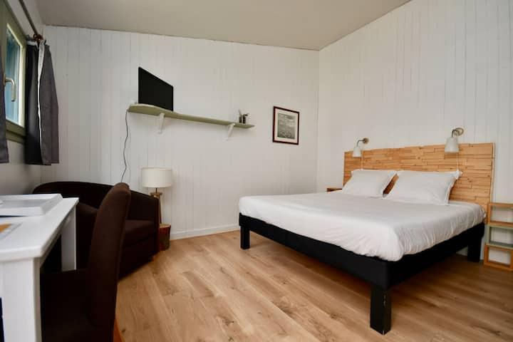 Chambre  à deux pas du port d'Audierne