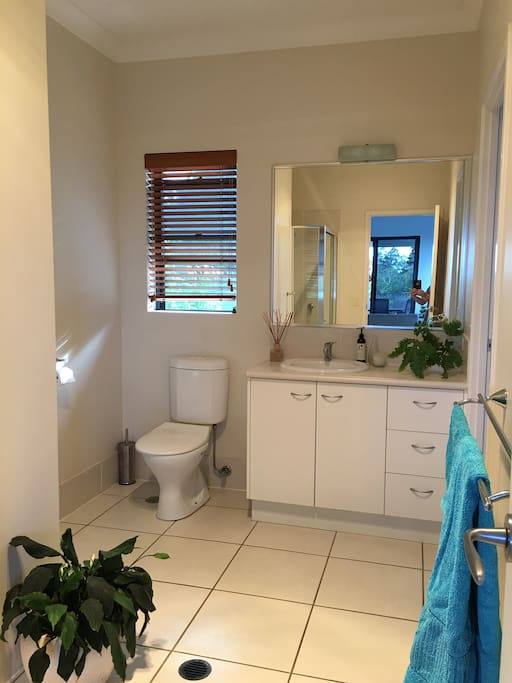 Your own private ensuite complete with shower.