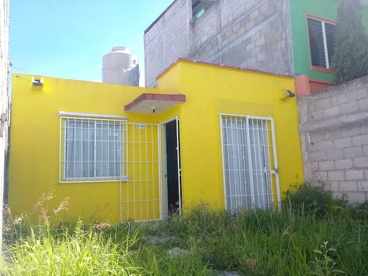 Hospedaje en Chiapa de Corzo, casa con 2 recámaras