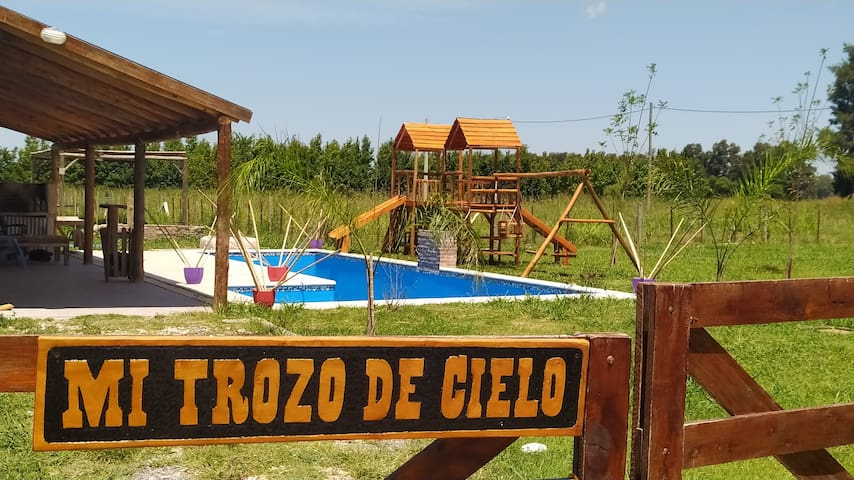 Casa Quinta SanPedro Mi Trozo de Cielo