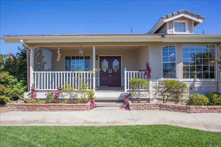 Rancho Villa - Temecula - House