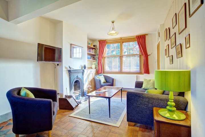 2 bedroom Victorian house close to central Ely - Ely - 獨棟