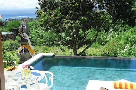 Villa Nusa Kecil -Private home pool - Lembongan island - Villa