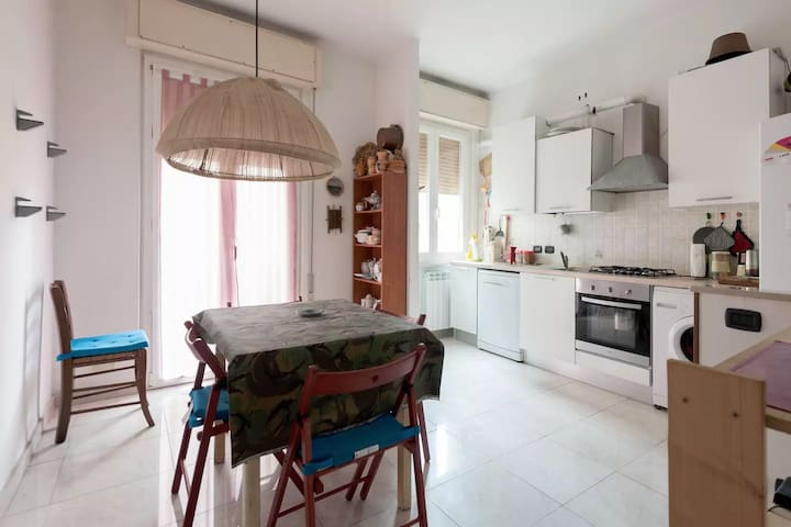 Cozy apartment in La spezia near 5 terre