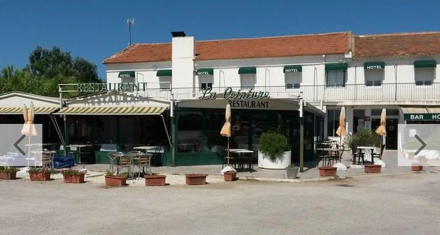 Hotel  en camargue