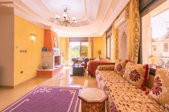 Maison de luxe Plein ❤ Rabat
