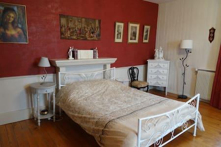 Grande chambre proche Métabief, Pontarlier, Suisse - Malpas