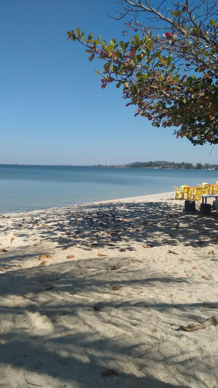 Região dos Lagos, Praia Linda, Paraíso